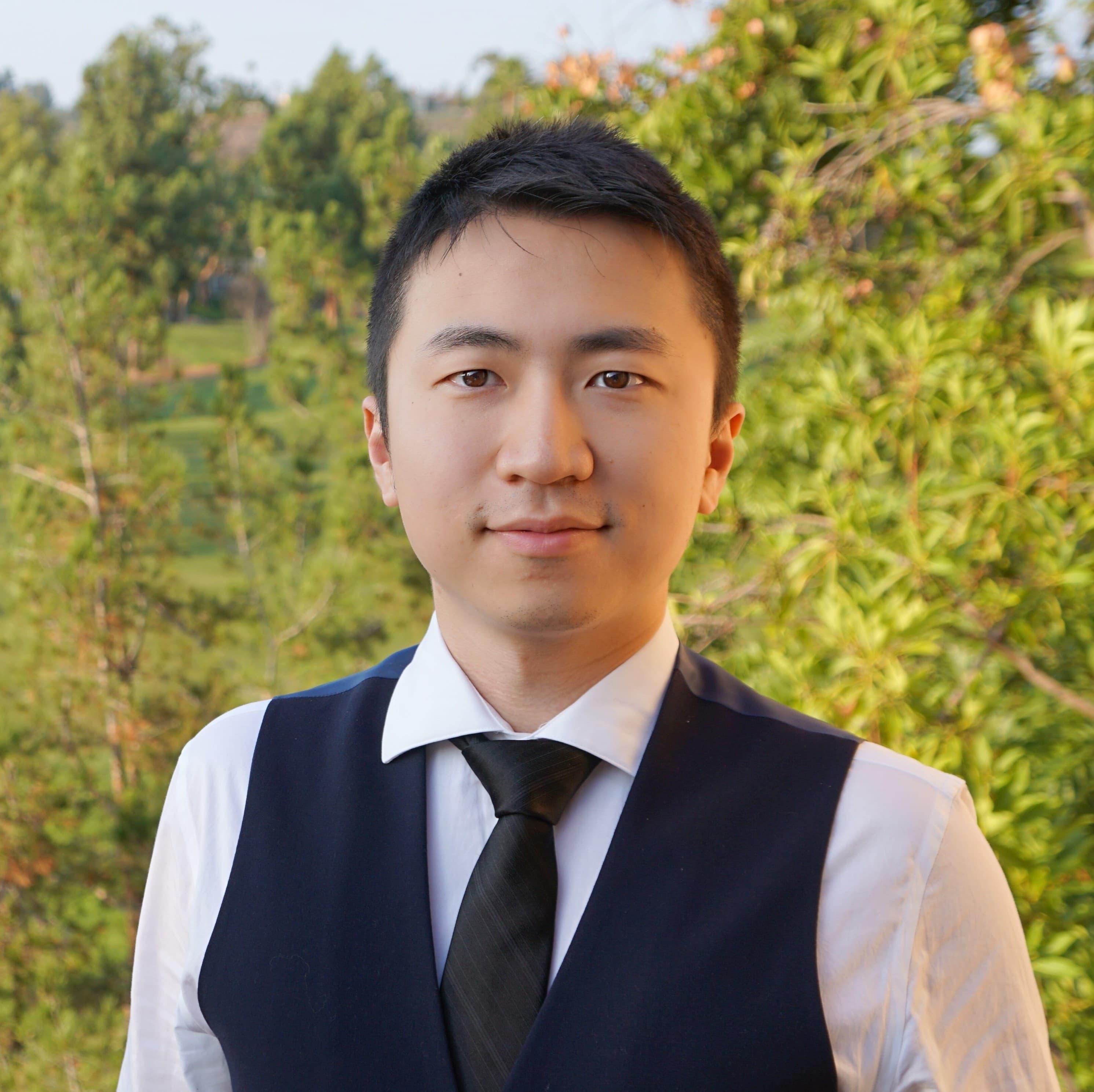 Ziran Wang S Home Page